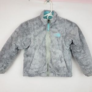 The North Face Double Side Girls Jacket XS